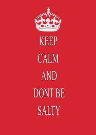 Keep Calm Generator Meme - meme maker keep calm not salty