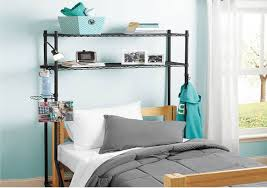 Bed Shelf 5 Fresh Dorm Storage Ideas For A Cool Modern Space Freshome Com