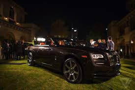 roll royce dawn black the rolls royce dawn is a beautiful convertible for the 0 01