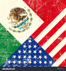 Mecican Flag Flag Clipart Mexican American Pencil And In Color Flag Clipart