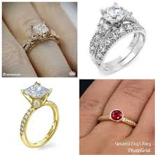 types of wedding ring 6 types of engagement rings every woman must about ghafla