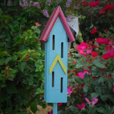 handmade unique garden decor photograph butterfly house wh