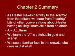 scarlet letter summary chapter 1 100 images summary of the