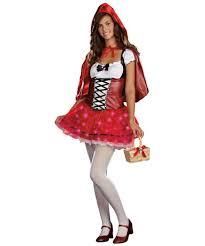 tween halloween costumes little red delight costume teen costume teenager halloween