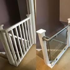 Landing Banister Home Stairfurb