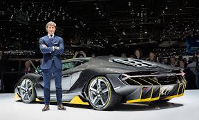 the lamborghini car winkelmann s parting gift the lamborghini centenario car april