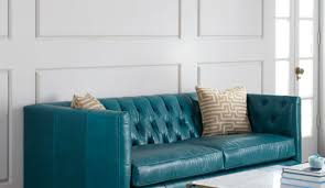 Green Leather Sectional Sofa Sofa Teal Leather Sofa Enthrall U201a Marvelous Teal Leather Sofa Set