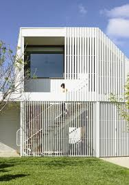 figureground backyard studio features ambiguous façade