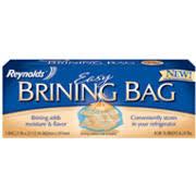 turkey brining bag easy brining bag 1ct my brands