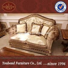 Classic Living Room Furniture 0062 Italian Classic Living Room Sofa Set Luxury Sofa Furniture