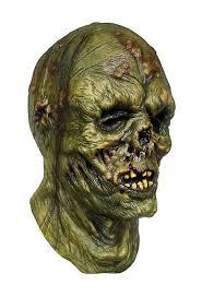 Zombie Mask Green Zombie Mask Mask Shop Com