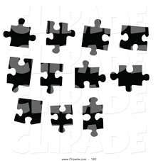puzzle clipart clipart panda free clipart images