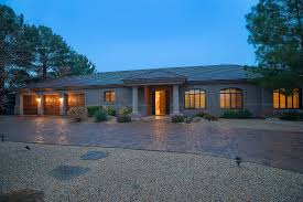 homes with detached guest house for sale single level scottsdale home for sale with detached guest house and