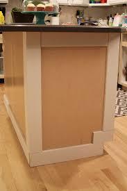 kitchen island cabinet base cabinet base trim how to moulding kitchen island exemplary cabinet