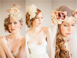 floral headpiece floral headpieces bridal accessories mignonne handmade 2014