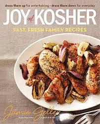 kosher cookbook of kosher fast fresh family recipes geller