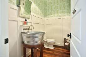 galvanized tub kitchen sink bucket sink innovative kitchen tub sinks quality bath shop for