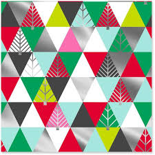 foil christmas wrapping paper triangle trees foil christmas wrapping paper roll 25 sq ft