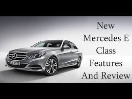 mercedes e class features mercedes e class features review and walk around