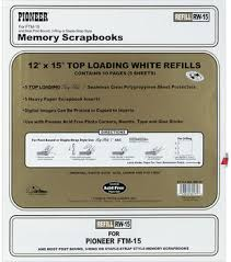 scrapbook inserts scrapbooks scrapbook pages page refills joann