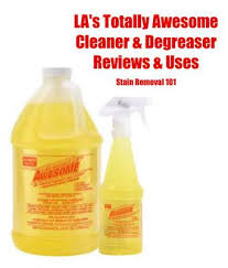 la totally awesome la s totally awesome cleaner degreaser reviews uses