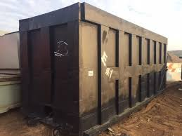 used trash compactor 40 yd used trash compactor receiver box recycling container box