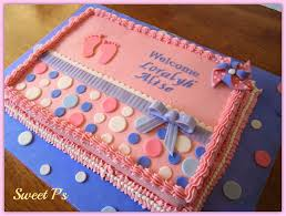 baby shower sheet cake ideas u2013 diabetesmang info