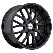 Mustang Black Chrome Wheels Tremblant Alloy Wheels By Tsw