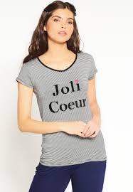 Robe De Chambre Courte Femme by Etam Vetement Lille Etam Femme T Shirts Capricieuse Haut De