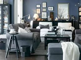 silver living room furniture living room black blue silver this in a brighter navy intended for