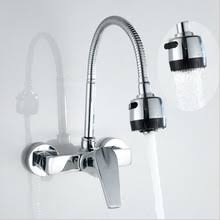 wall mount single handle kitchen faucet promotion shop for