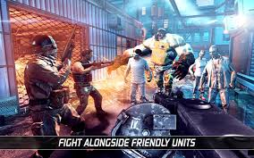 unkilled first person zombie shooter unleashed on android