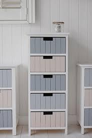 free standing bathroom storage ideas bathroom tallboy storage free standing unit with 5 drawers