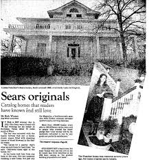 this is the house that sears built historic sears kit homes