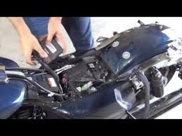 harley trailer wiring harness installation youtube