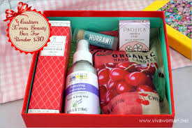 christmas gift box ideas premium christmas gifts from iherb 10