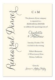 Rehearsal Dinner Invites Everyday Charm Rehearsal Dinner Invitations By Invitation