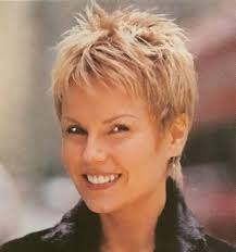 photo gallery of short haircuts for fine hair over 40 viewing 15