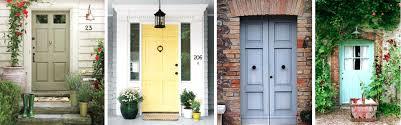 front door colors tips choosing popular colours for doors uk