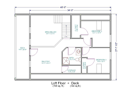 Unique House Plans With Open Floor Plans by Unique House Plans With Loft 2 Small House Floor Plans With Loft