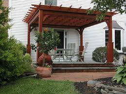 Wood For Pergola by Country Lane Woodworking Pressure Treated Wood Garden Shade Pergola