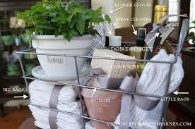 housewarming basket diy home flowerpot housewarming or hostess gift basket