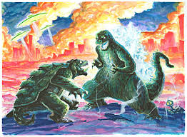godzilla coloring pages coloring pages wallpaper