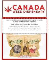edibles coupons canada dispensary 20 ed bills edibles candy bags apr 2