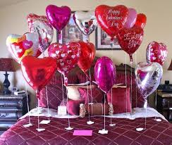balloons for him heart winning heart shape gifts for your sweetheart