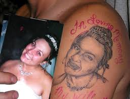 rip tattoo fail tattoo fails know your meme