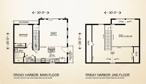 Standard Pacific Homes Floor Plans by Friday Harbor Home Plan True Built Home Pacific Northwest