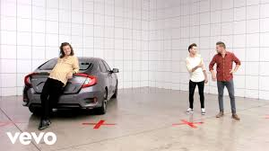 on honda civic commercial honda civic commercial the part 2 presented by