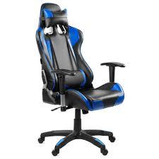 chaise de bureau chaise fauteuil bureau reglable siege sport gamer rembourrage
