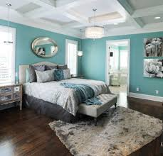 interior design bedroom blue green house decor picture